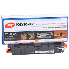 HP 3960A Polytoner Muadil Siyah Toner Color Series
