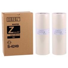 Riso (S-4249)(S-7610) TYPE-33 Smart B4 Master RZ-200-230-370-770(Adet fiyatıdır)
