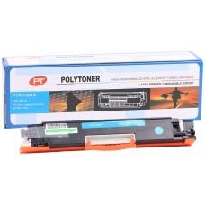 HP  CF351A Polytoner Muadil Mavi Toner (130A)