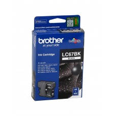 Brother LC-67BK Orjinal Siyah Toner (LC1100) (DCP385/MFC490/790)