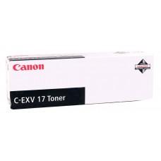 Canon EXV 17 Orjinal Siyah Toner