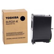 Toshiba D-FC31K Orjinal Developer Siyah e-std 210C-310C (T173)