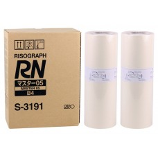 Riso (S-3191) Orjinal B4 Master RN-2050-2150 (Adet fiyatıdır)