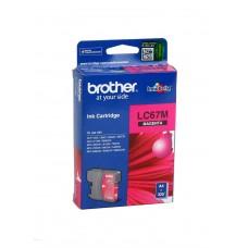 Brother LC-67M Orjinal Kırmızı Kartuş (185/385/395/5490/5890/6490)