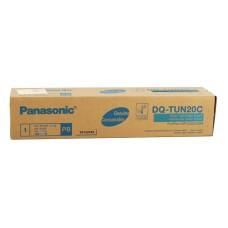 Panasonic DQ-TUN20C Orjinal Mavi Toner