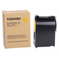 Toshiba D-FC31Y Orjinal Developer Sarı e-std 210C-310C (T176)
