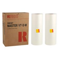 Ricoh (VT-II M) Orjinal B4 Master  (CPMT-9)