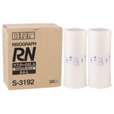 Riso (S-3192) Orjinal A4 Master RN-2000-2050-2130-2150-2235-2530(Adet fiyatıdır)