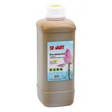 Epson DX-4-5-6-7 Kafa Uyumlu Smart Muadil Eco-Solvent Sarı Mürekkep (1 Litre)
