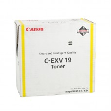 Canon EXV-19 Orjinal Sarı Toner CP C1