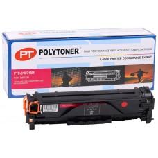 Canon CRG-718/318 Polytoner Muadil Kırmızı Toner