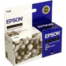 Epson T028 Orjinal Siyah Kartuş (C13T028401)