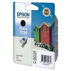 Epson T036 Orjinal Siyah Kartuş (C13T03614020)