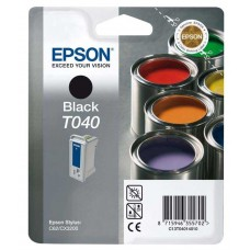 Epson T040 Orjinal Siyah Kartuş (C13T04014020)