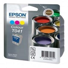Epson T041 Orjinal Color Kartuş (C13T04104020)