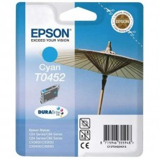 Epson T0452 Orjinal Mavi Kartuş (T04524020)