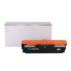 HP (307A) CE741A Muadil Mavi Toner Color