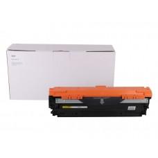 HP (307A) CE742A Muadil Sarı Toner Color