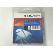 HP 51645AE (NR45) AGFA Plotter Kartuş (Pigment)