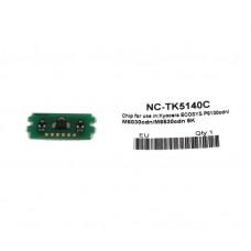 Kyocera Mita TK-5140 Mavi Toner Chip (1T02NRCNL0)
