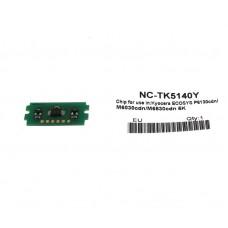 Kyocera Mita TK-5140 Sarı Toner Chip (1T02NRANL0)