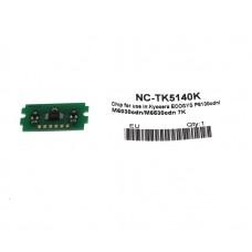 Kyocera Mita TK-5140 Siyah Toner Chip (1T02NR0NL0)