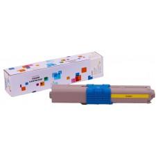 Oki C301 Muadil Sarı Toner (44973542) (1.500 Sayfa)