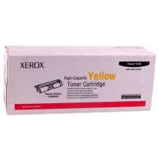 Xerox 6120-6115 Orjinal Sarı Toner (113R00690) (1500 Sayfa) (MagiColor 2400-2500)