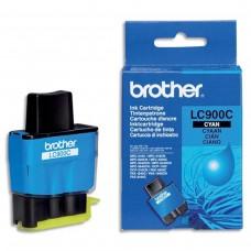 Brother LC 900C Orjinal Mavi Toner