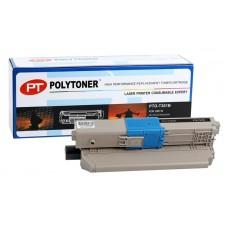 Oki C301 Polytoner Siyah Toner C321 (44973544) (2.200 Sayfa)