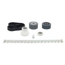 Riso RZ/EZ Series Turbine (Worm) Gear