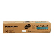 Panasonic DQ-TUS20C Orjinal Mavi Toner