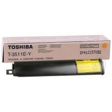 Toshiba E-StudioT-3511EY Orjinal Sarı Toner