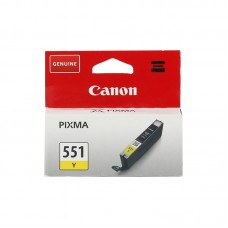 Canon CAN20034 (CLI-551) Orjinal Sarı Kartuş