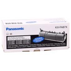 Panasonic KX-FA85X|FA87E Orjinal Toner (FL-801-803-881)