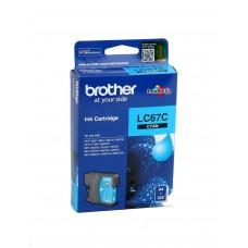 Brother LC-67C Orjinal Mavi Kartuş (185/385/395/5490/5890/6490)