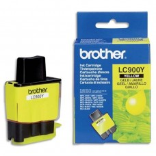 Brother LC 900Y Orjinal Sarı Toner