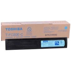 Toshiba TF-C20EC Orjinal Mavi Toner