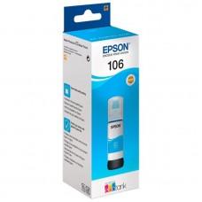 Epson C13T00R240 (106) Orjinal Mavi Mürekkep (70ml)