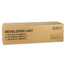 Kyocera Mita DV-810 Orjinal Kırmızı Developer Unit