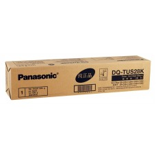 Panasonic DQ-TUS28BK Orjinal Siyah Toner